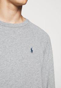 Polo Ralph Lauren - LONG SLEEVE - Sweatshirt - andover heather - 5