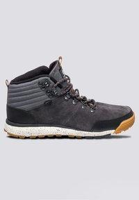 Element - ELEMENT WOLFEBORO DONNELLY LIGHT - High-top trainers - asphalt gum - 4