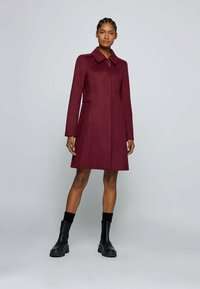 BOSS - CASENA - Classic coat - dark red - 1