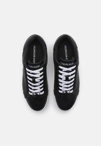 Calvin Klein Jeans - CUPSOLE LACEUP - Tenisky - black - 3