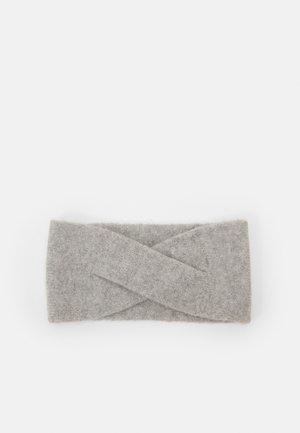 PCDEBBIE HEADBAND - Ear warmers - light grey melange