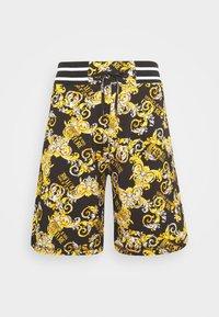 PRINT NEW LOGO - Pantaloni sportivi - nero