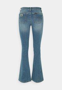LOIS Jeans - MELROSE - Široké džíny - triple stone - 1