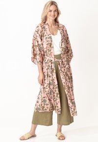 Indiska - ASTRID - Summer jacket - ltpink - 1