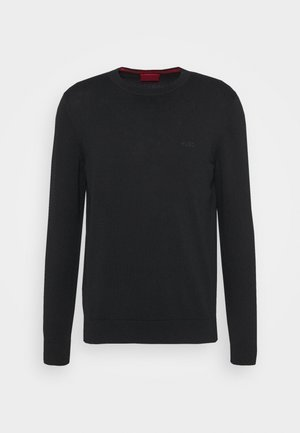 SAN CASSIUS  - Jumper - black