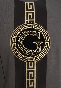 Glorious Gangsta - SANTAGO TEE - T-shirt imprimé - asphalt - 2
