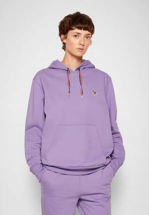 ZEBRA HOODIE - Sweatshirt - purple