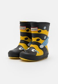 Hunter ORIGINAL - KIDS FIRST WASP CHARACTER BOOT UNISEX - Wellies - sunflower - 1