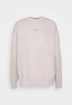 UNISEX  - Sweatshirts - stone