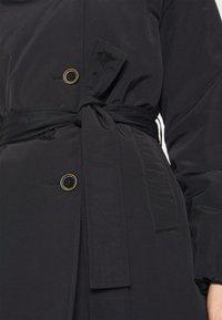 Mos Mosh - NELL PUFF COAT - Classic coat - black - 5