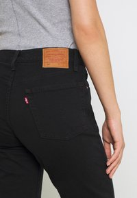 Levi's® - 501 CROP - Jeans Tapered Fit - pitch dark - 4