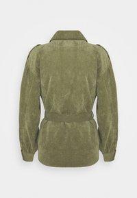 ONLY - ONLNINA SHORT SHACKET - Summer jacket - kalamata - 1