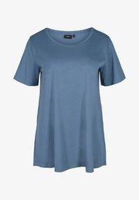 Zizzi - Basic T-shirt - grey - 3