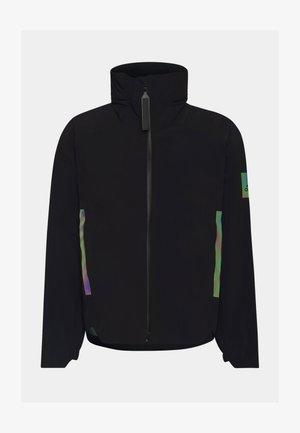 MYSHELTER RAIN.RDY - Summer jacket - black/rainbow reflective