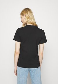 adidas Originals - TREFOIL TEE - Print T-shirt - black