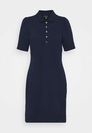 CHACE SHORT SLEEVE CASUAL DRESS - Sukienka z dżerseju - french navy