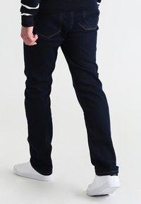 Pier One - BASIC - Straight leg jeans - rinsed - 2