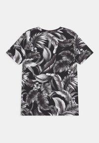 Abercrombie & Fitch - Print T-shirt - black - 1