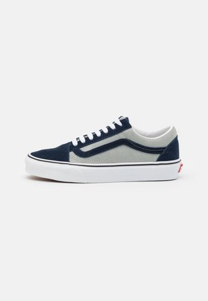OLD SKOOL UNISEX - Baskets basses - dress blues/mineral gray