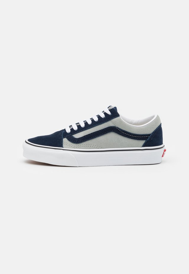 OLD SKOOL UNISEX - Sneakers basse - dress blues/mineral gray