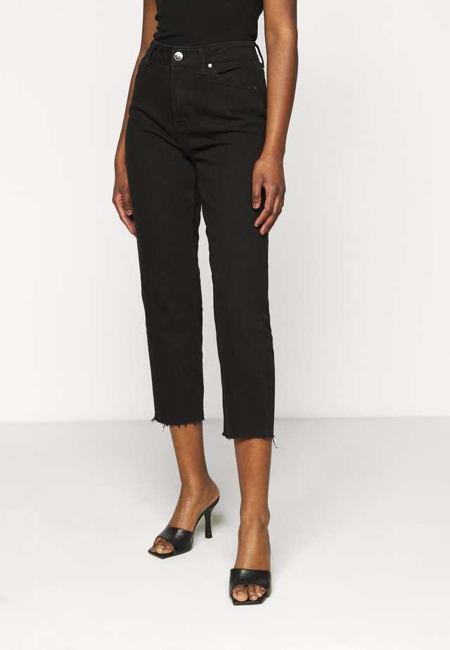 ONLEMILY LIFE - Jeans slim fit - black