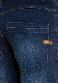 Name it - NKMSOFUS - Denim shorts - medium blue denim - 3