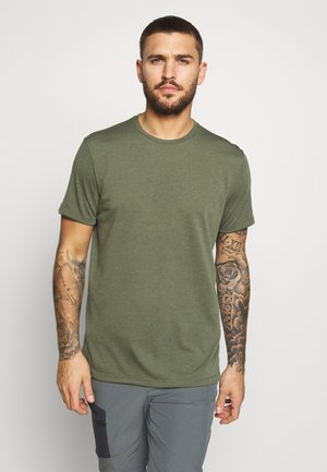 BIG UP TEE - T-shirt basic - utopian green