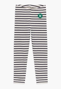 Wood Wood - IRA - Leggings - off-white/navy - 0