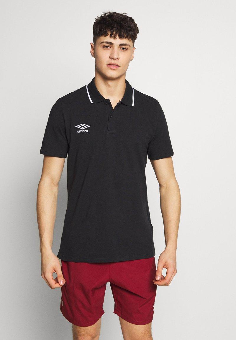 Umbro - Polo - black