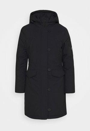 GROENLAND COAT WOMAN - Cappotto invernale - black