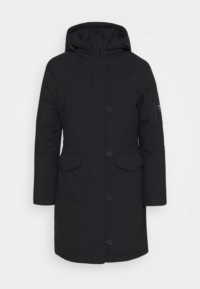 GROENLAND COAT WOMAN - Veste d'hiver - black