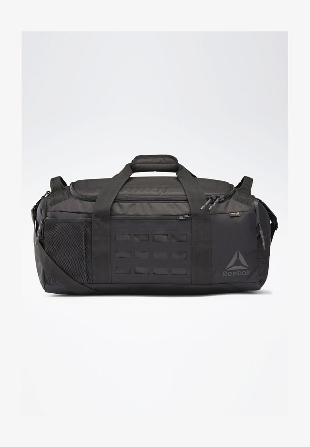 TRAINING GRIP DUFFLE BAG - Sports bag - black