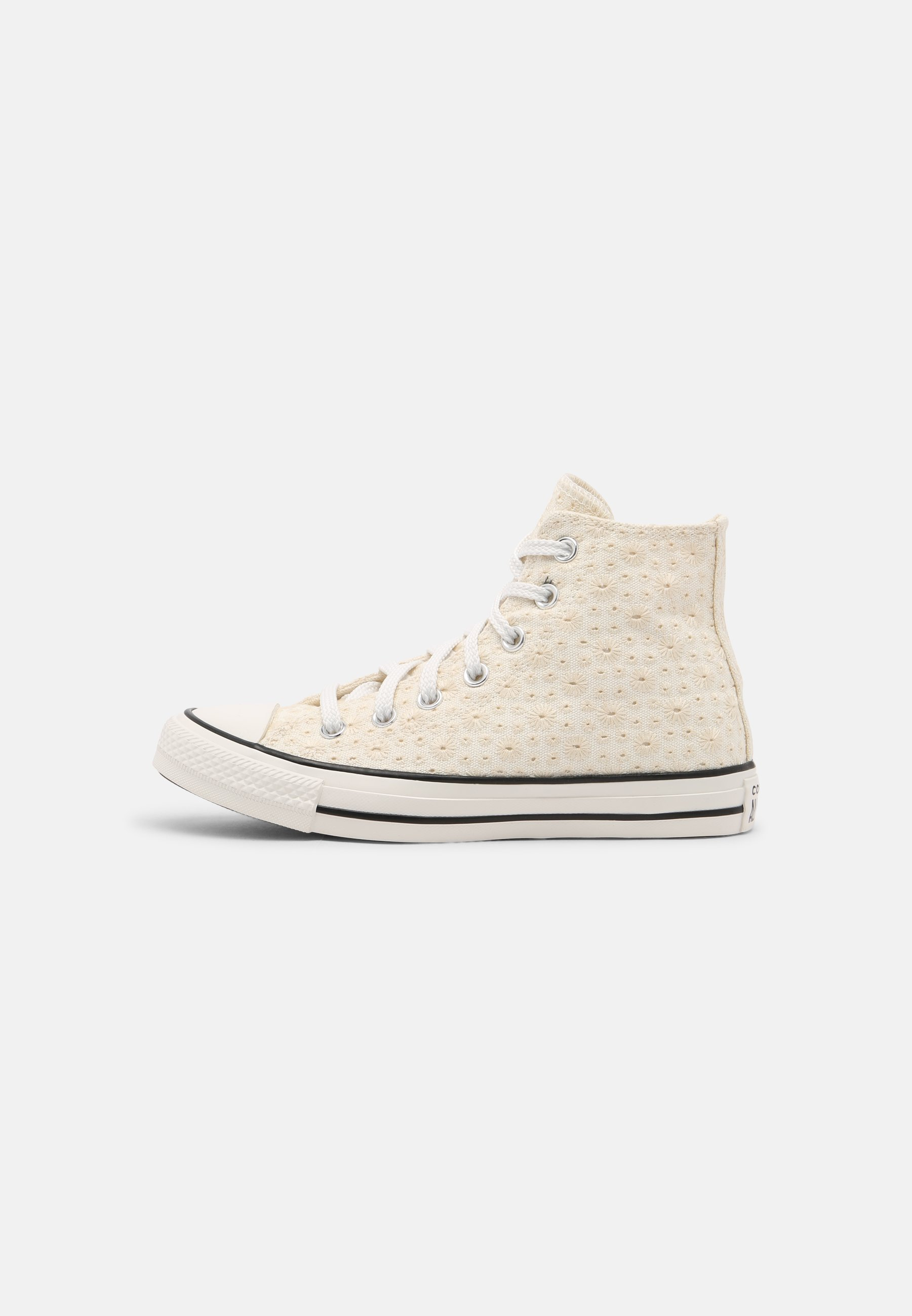 CHUCK TAYLOR ALL STAR - Sneakers alte - egret/natural ivory/black