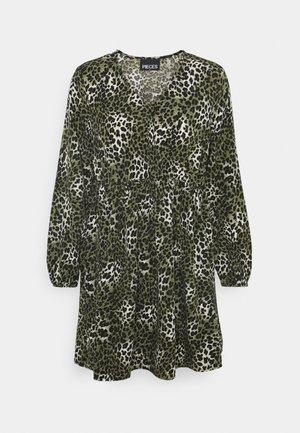 PCMARINA DRESS - Robe d'été - dark green