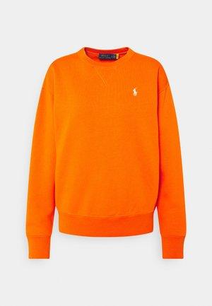 LONG SLEEVE - Sweatshirt - fiesta orange