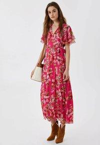 LIU JO - Maxi dress - pink - 1