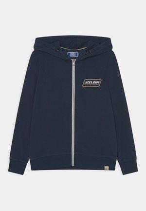 JORSWIRL - Felpa con zip - navy blazer