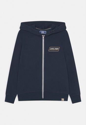 JORSWIRL - Sweatjacke - navy blazer