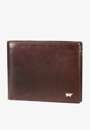 BASIC - Wallet - cognac