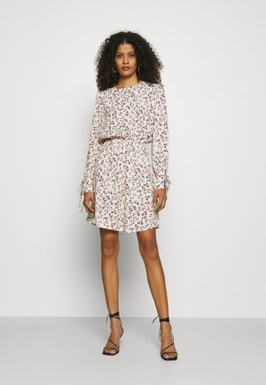 CARLEY - Day dress - white/ multicolor