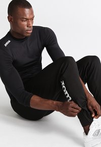 Joma - NILO - Tracksuit bottoms - black - 3