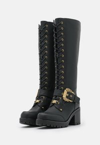 Versace Jeans Couture - Lace-up boots - nero - 2