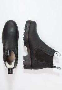 Shepherd - CISSI - Platform ankle boots - black - 1