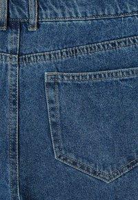LMTD - Straight leg -farkut - dark blue denim - 4
