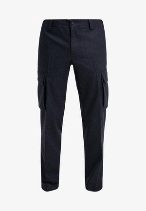 PANT - Pantalon cargo - dark blue