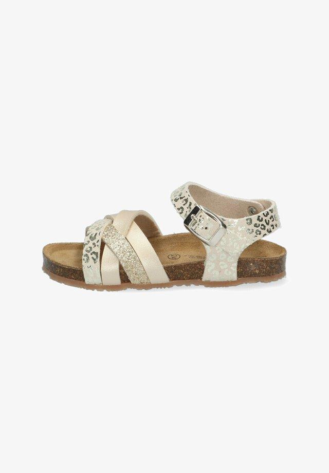 Sandals - gold