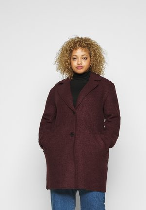 EASY WINTER COAT - Kappa / rock - purple