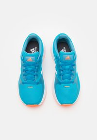 adidas Performance - RUNFALCON 2.0 UNISEX - Neutral running shoes - solar blue/footwear white/hazy blue - 3