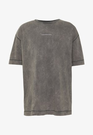 GOOD FOR NOTHING ACID  - T-Shirt print - grey