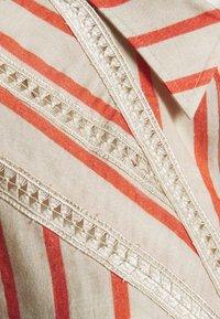 Expresso - FRAUKE - Shirt dress - sand - 2